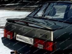 Спойлер багажника ВАЗ 2105, 2107, 21099 (Design Delta) (стекловолокно)