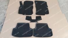 Коврики салона Audi A3 (2012->) (5шт) (Avto-Gumm)