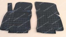 Коврики салона Audi A3 (2012->) (передние 2шт) (Avto-Gumm)