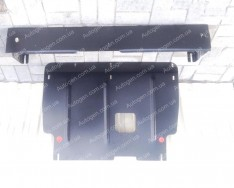 Защита двигателя Ford Custom  (2012->)