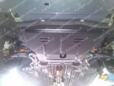 """Защита двигателя Geely Emgrand EC8 (2010-2017) """"Titanium"""""""