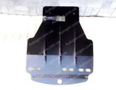 "Защита двигателя Honda Civic 8 (5D) (хетчбек)   (2006-2011)     ""Titanium"""