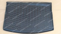 Коврик в багажник Mazda CX-3 (2018->) (Avto-Gumm Полиуретан)