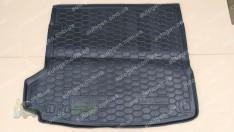 Коврик в багажник Audi Q5 (2017->) (Avto-Gumm полимер-пластик)
