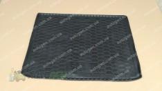 Коврик в багажник Opel Zafira C (7 мест) (2011->) (Avto-Gumm полимер-пластик)
