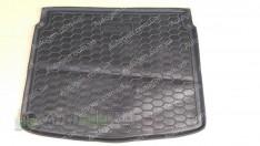 Коврик в багажник Seat Altea (2004->) (нижняя полка) (Avto-Gumm полимер-пластик)