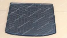 Коврик в багажник Seat Altea (2004->) (верхняя полка) (Avto-Gumm полимер-пластик)