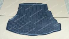 Коврик в багажник Honda Accord SD (седан) (2003-2007) (Avto-Gumm полимер-пластик)