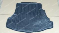 Коврик в багажник Honda Accord SD (седан) (2003-2007) (Avto-Gumm Полиуретан)