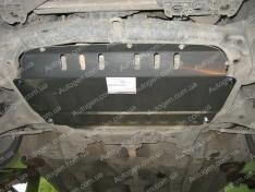 "Защита двигателя Hyundai Lantra (1995-2000)     ""Titanium"""