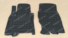 Коврики салона Infiniti FX (S51) (QX70) (2008->) (передние 2шт) (Avto-Gumm)
