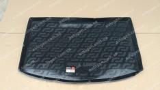 Коврик в багажник Kia Rio HB (хетчбэк) (EUR сборка) (2017->) (Lada-Locker)