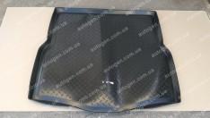 Коврик в багажник Renault Laguna HB/LB (2007-2014) (резино-пластик) (Nor-Plast)