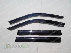 Ветровики Mazda 5 (2010->) CT