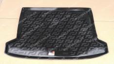 Коврик в багажник Kia Rio HB (хетчбек) (X-line Росс. сборка) (2018->) (Lada-Locker)