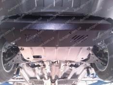 Защита двигателя Hyundai Tucson 1 (вместо пыльника)   (2004-2010)