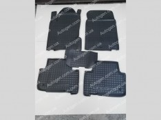 Коврики салона SsangYong Rexton 3 (2012->) (5шт) (Avto-Gumm)