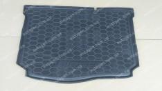 Коврик в багажник Ford Fiesta HB (2018->) (Avto-Gumm полимер-пластик)