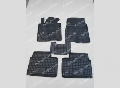 Коврики салона Kia Ceed 2 (2012->) (5 дв.) (5шт) (Avto-Gumm)
