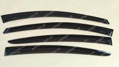 Ветровики Hyundai Elantra (2016->) ANV