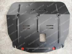 Защита двигателя Kia Sportage 2 (сверху пыльника)   (2004-2010)