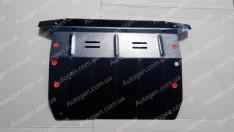 Защита двигателя Kia Sportage 2 (вместо пыльника)   (2004-2010)