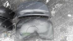 Подкрылки Daewoo Gentra (2013->) (Передние 2шт.) (Mega-Locker)