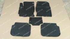 Коврики салона Mitsubishi Colt (2003-2012) (5шт) (Avto-Gumm)