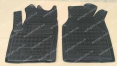 Коврики салона Volkswagen Sharan (1995-2010) (передние 2шт) (Avto-Gumm)