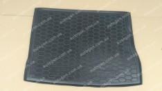 Коврик в багажник Kia Ceed HB (2006-2012) (Avto-Gumm Полиуретан)