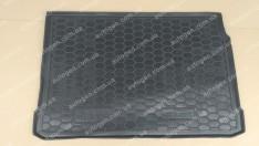 Коврик в багажник Renault Megane 2 HB (2002-2008) (Avto-Gumm Полиуретан)