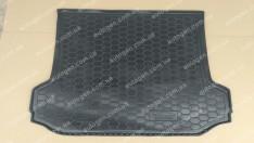 Коврик в багажник Toyota Rav4 (Long) (2005-2013) (Avto-Gumm Полиуретан)