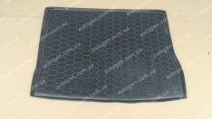 Коврик в багажник Kia Ceed HB (2006-2012) (Avto-Gumm полимер-пластик)