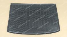 Коврик в багажник Mercedes W169 (A-class) (2004-2012) (Avto-Gumm полимер-пластик)
