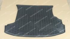 Коврик в багажник Nissan X-Trail T30 (2001-2007) (Avto-Gumm полимер-пластик)