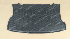 Коврик в багажник Renault Clio 2 HB (3 дв) (1998-2005) (Avto-Gumm полимер-пластик)