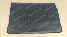 Коврик в багажник Renault Megane 2 HB (2002-2008) (Avto-Gumm полимер-пластик)