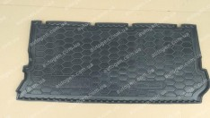 Коврик в багажник Volkswagen Sharan (7 мест) (1995-2010) (Avto-Gumm полимер-пластик)