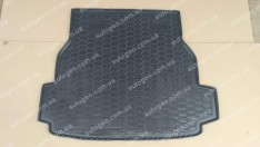 Коврик в багажник Mercedes W203 UN (универсал) (2001-2007) (Avto-Gumm Полиуретан)