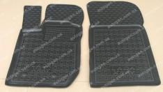 Коврики салона ВАЗ Lada XRay (2016->) (передние 2шт) (Avto-Gumm)