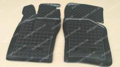 Коврики салона Opel Vectra A (1988-1995) (передние 2шт) (Avto-Gumm)