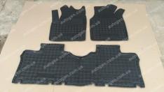 Коврики салона Seat Alhambra (5 мест) (1995-2010) (3шт) (Avto-Gumm)