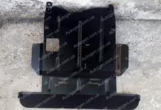 """Защита двигателя Mazda 323 BJ (1998-2003) """"Titanium"""""""