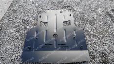 "Защита двигателя MERCEDES W211 E-Class (2002-2009) (задний привод) ""Titanium"""