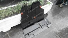 Защита двигателя Mitsubishi Outlander 1 (2003-2006)