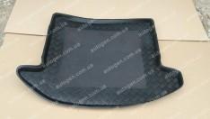 Коврик в багажник Kia Carens (2006-2012) (5 мест) (Rezaw-Plast антискользящий)