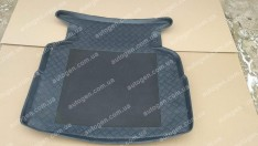 Коврик в багажник Toyota Avensis SD (2003-2008) (БРАК) (Rezaw-Plast антискользящий)