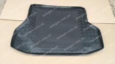 Коврик в багажник Daewoo Gentra (2013->) (Rezaw-Plast антискользящий)