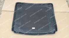 Коврик в багажник Peugeot 407 SD (2004-2011) (Rezaw-Plast антискользящий)