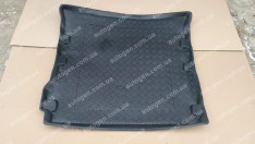 Коврик в багажник Nissan Pathfinder (R51) (2004-2013) (Rezaw-Plast)